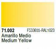 Farba Vallejo Model Air 71002 Yellow 17ml