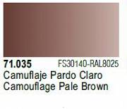 Farba Vallejo Model Air 71035 Camouflage Pale Brown 17ml