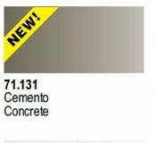 Farba Vallejo Model Air 71131 Concrete 17ml