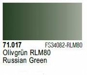 Farba Vallejo Model Air 71017 Russian Green 17ml