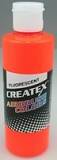 Farba Createx 5409 Fluorescent Orange 120ml