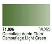 Farba Vallejo Model Air 71006 Camouflage Light Green 17ml