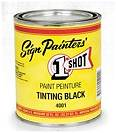 Emalia One Shot 1/2 Pint US 236ml Tinting Black
